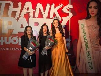 Đang làm tiệc cảm ơn, Hương Giang bất ngờ bị nhiếp ảnh gia nổi tiếng tố vô ơn