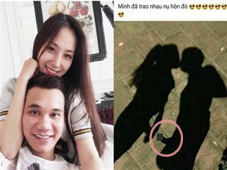 Khắc Việt khoe ảnh hôn bạn gái, nhìn kỹ ai cũng hoảng vì có gì đó sai sai ở đây