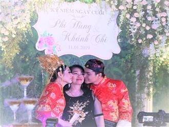 Lâm Khánh Chi được mẹ chồng ví như công chúa, tặng sổ đỏ nhân kỷ niệm 1 năm ngày cưới