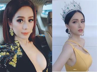 Lâm Khánh Chi tuyên bố thưởng 10 tỷ cho ai chứng minh Hương Giang đẹp hơn mình