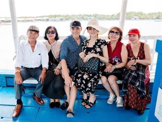 Mẹ chồng Lâm Khánh Chi lần đầu ra mặt nói về hôn nhân của con trai: 'Không biết yêu Khánh Chi có yêu thật hay không?'