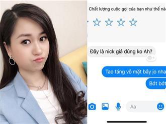Fan choáng khi Lâm Vỹ Dạ đòi 'táng vào mặt' kẻ nhắn tin làm phiền