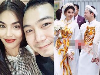 Lan Khuê hé lộ sự thật cuộc sống hôn nhân sau một tháng cưới chồng thiếu gia cổ đeo đầy vàng