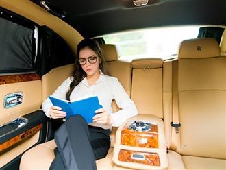 Hé lộ những 'bí mật' không ai ngờ tới bên trong chiếc siêu xe 40 tỷ của Lý Nhã Kỳ