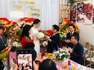Mẹ Cường Đô la cưng chiều Đàm Thu Trang, tặng nhẫn đắt đỏ trong ngày đám hỏi