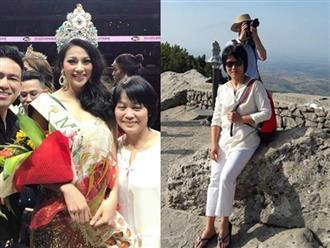 Xúc động với bức tâm thư Hoa hậu Phương Khánh gửi cho mẹ ruột sau vài ngày đăng quang