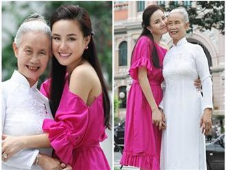 Hai ngày sau khi năn nỉ fan cầu nguyện, Vy Oanh bất ngờ báo tin mẹ qua đời