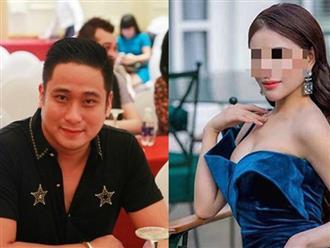 Diễn viên Minh Tiệp bức xúc: 'Vì sao không công bố tên người mua dâm'