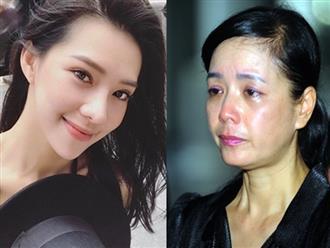 Khen ngợi Lưu Đê Li giữa nghi vấn giật chồng, nghệ sĩ Chiều Xuân phải ra mặt xin lỗi