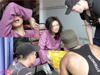 Ngô Thanh Vân bị chấn thương nghiêm trọng, nứt xương gối khi đang đóng phim