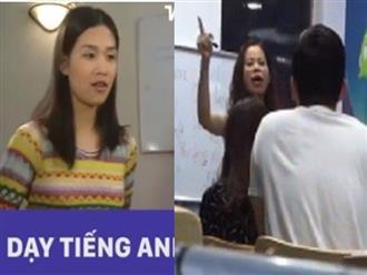 Cười rớt hàm khi dân mạng chế 'Nguyệt thảo mai' thành cô giáo chửi học viên óc lợn: Xem đến đâu thấm đến đó