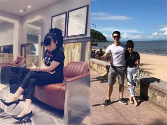 Nhan sắc thực tế ngoài đời của vợ Trương Nam Thành - doanh nhân lớn tuổi có hai con riêng