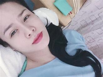 Nhật Kim Anh nhập viện sau khi bị tung tin ngoại tình với một đạo diễn nổi tiếng