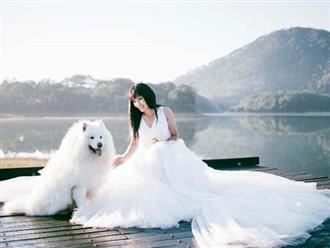 Phương Thanh bất ngờ đăng ảnh cưới và còn tiết lộ choáng: 'Vài tháng nữa thấy Chanh sinh con là biết ngay thôi'