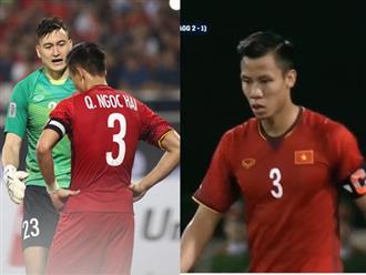Nóng: Quế Ngọc Hải lên tiếng về nghi vấn cãi vã nặng lời với thủ môn Đặng Văn Lâm trên sân cỏ