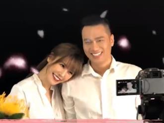 Bị Hương Trần dằn mặt, Quế Vân vẫn bất chấp đăng clip tình tứ và gắn cả tên Việt Anh