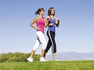 Sai lầm nhiều người mắc phải khi đi bộ thể dục