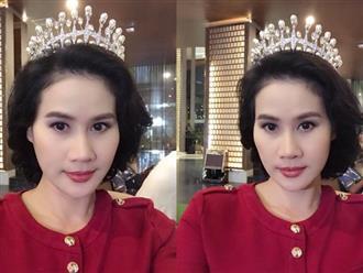Thân Thúy Hà bất ngờ đoạt giải 'Hoa hậu cầu Kinh Tẻ' khiến fan cười ra nước mắt