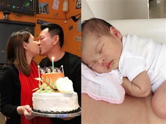 Xuất hiện 'người thứ 3', Thanh Thảo bất ngờ bị chồng cho ra rìa chỉ sau 2 tuần sinh nở
