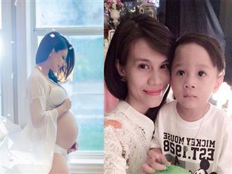 Vừa mang thai con đầu lòng, Thanh Thảo đã đối xử với bé Jacky Minh Trí và con nuôi như thế này đây