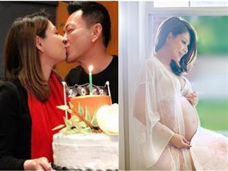 'Búp bê' Thanh Thảo viết tâm thư cho ba của con gái trước ngày lâm bồn khiến fan rớt nước mắt