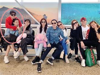 Đưa vợ bầu đi du lịch, hành động ấm áp của Trường Giang khiến fan 'rụng tim'