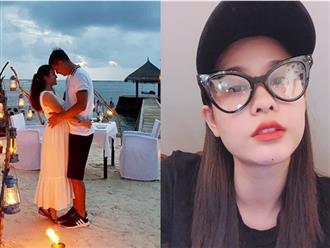 Vợ chồng Bình Minh kỷ niệm 10 năm ngày cưới, Trương Quỳnh Anh có phản ứng lạ