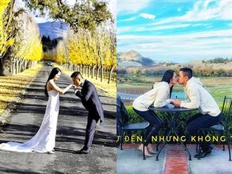Tuấn Hưng khoe ảnh đám cưới lần 2 ở Mỹ, fan rần rần chúc mừng