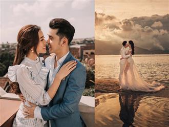 Hé lộ bộ ảnh cưới đẹp như ngôn tình của Ưng Hoàng Phúc và Kim Cương sau hai năm chung sống