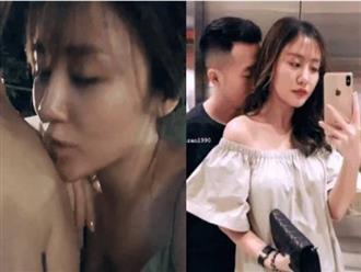 Gây xôn xao khi khoe ảnh hôn lưng trai lạ không mặc áo, Văn Mai Hương lên tiếng