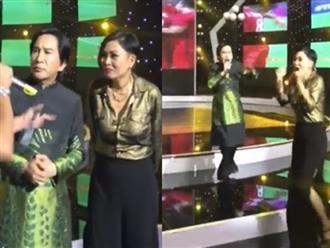 Dàn sao Việt phấn khích tột độ, phá luôn cảnh đang quay khi Huy Hùng ghi bàn mở tỷ số