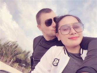 Sau 9 năm ly hôn, vợ cũ MC Thành Trung công khai tình cảm với bạn trai Tây