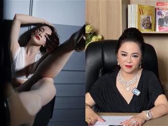 Một người mẫu bất ngờ 'van xin' bà Nguyễn Phương Hằng giữa bão tố sao Vbiz bị chỉ trích dữ dội