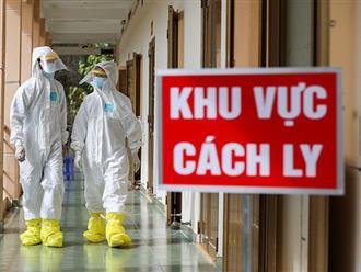 Sáng 8/5, Việt Nam ghi nhận thêm 5 ca mắc COVID-19 trong cộng đồng