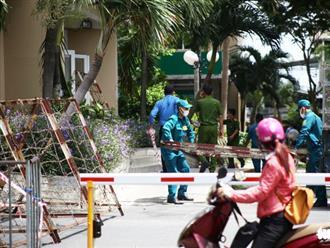 Nóng: Thủ Đức phát hiện 1 người nghi nhiễm Covid-19, một block chung cư được khoanh vùng để phòng dịch