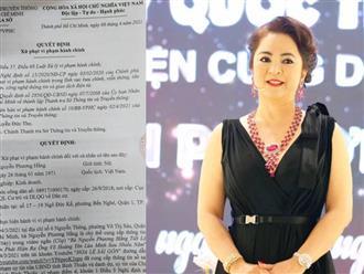 Động thái của bà Nguyễn Phương Hằng sau khi bị xử phạt vì phát ngôn sai sự thật