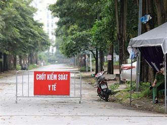 Hà Nội: Phát hiện thêm 1 ca nhiễm COVID-19 tại huyện Đông Anh