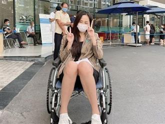 Hoa hậu Mai Phương Thúy bất ngờ đau tim khó thở, nhập viện cấp cứu khiến fan hâm mộ lo lắng