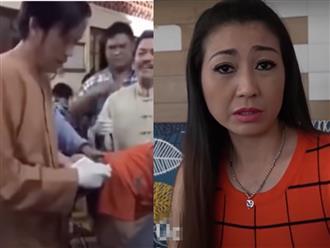 Hoài Linh vẫn im lặng tới cùng, 'vợ tự nhận' ra mặt lên tiếng về clip cùng ông Võ Hoàng Yên đi chữa bệnh