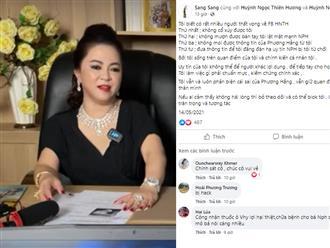 Huỳnh Ngọc Thiên Hương bất ngờ 'lật mặt': Không muốn 'moi móc thông tin', đăng đàn hạ uy tín bà Phương Hằng nữa?