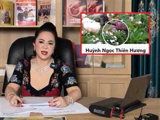 Giữa lùm xùm với bà Phương Hằng, Huỳnh Ngọc Thiên Hương tiết lộ: 'Tôi thuê thám tử cả chục năm qua, tôi không làm trò cười cho thiên hạ'