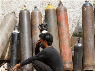 Khan hiếm oxy, người dân Ấn Độ tự chế oxy tại nhà để chữa COVID-19: Tự cứu mình hay tự bước vào cửa tử?