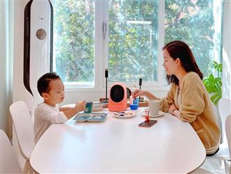 Mẹ đơn thân Ly Kute 'ngã ngửa' với bí kíp 'thoát nghèo' của cậu con trai 5 tuổi