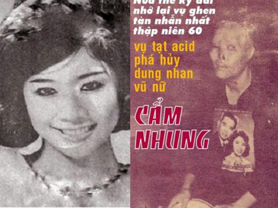 Màn đánh ghen tàn độc nhất lịch sử: Ca axit hất thẳng khiến mặt vũ nữ danh tiếng Sài Gòn cháy khét