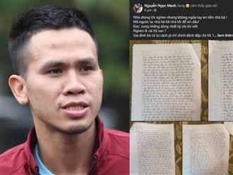 Sau thời gian 'ở ẩn', người hùng Nguyễn Ngọc Mạnh bất ngờ 'cầu cứu' mong đòi lại công bằng: 'Nghèo là cái tội sao?'