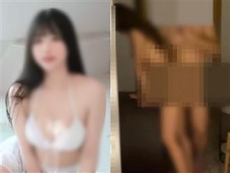NÓNG: MXH xôn xao với cảnh nóng táo bạo 2 phút rò rỉ, một hotgirl Hà thành bị 'chỉ điểm' vì hình xăm chỗ hiểm quen thuộc
