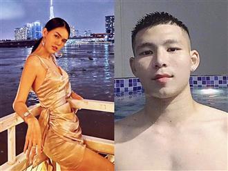 NÓNG: Trai đẹp bị tố phụ bạc khiến Ngọc Trinh cạo đầu quy y được thầy Park triệu tập