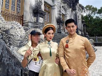 Rò rỉ ảnh Lệ Quyên và Lâm Bảo Châu chụp ảnh áo dài cưới, cặp đôi chuẩn bị kết hôn?