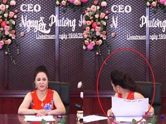 Bà Phương Hằng gặp 'sự cố chấn động' trong buổi livestream cuối cùng về chuỗi ồn ào với Nghệ sĩ Việt
