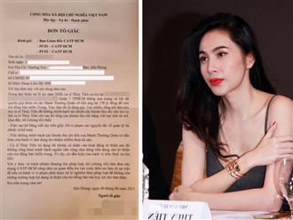 Thủy Tiên phản hồi khi bị tố giác không minh bạch 178 tỷ đồng từ thiện miền Trung
